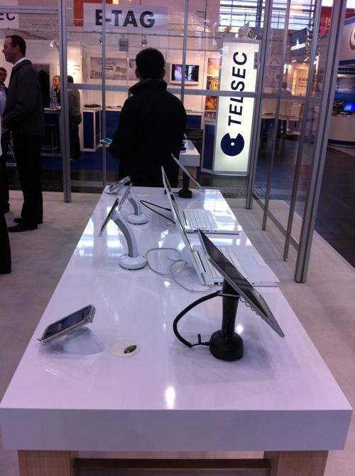 выставка EUROSHOP - противокражные системы для магазинов inVue