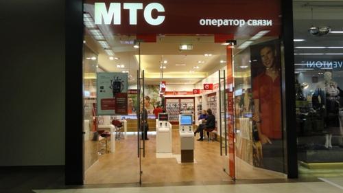 Антикражное оборудование для сети магазинов мобильной связи МТС
