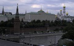 Кремль. День. Расстояние 600 - 700 метров.